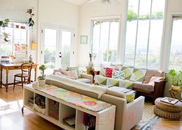 告诉你用鲜花塑造家居装修风水 创造更美好的家居生活